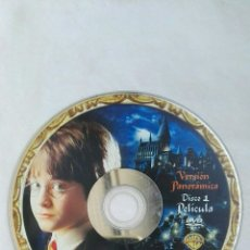 Cine: HARRY POTTER Y LA PIEDRA FILOSOFAL DVD SOLO CD. Lote 168012352