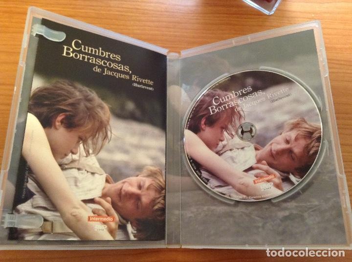 Cine: CUMBRES BORRASCOSAS - JACQUES RIVETTE - INTERMEDIO - Foto 3 - 168042860