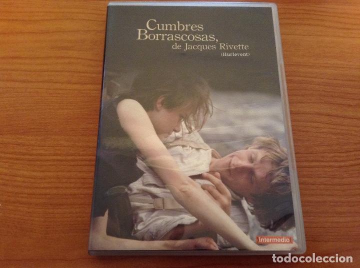 CUMBRES BORRASCOSAS - JACQUES RIVETTE - INTERMEDIO (Cine - Películas - DVD)