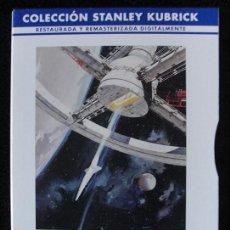 Cine: DVD 2001 UNA ODISEA DEL ESPACIO - COLECCION STANLEY KUBRICK -. Lote 168076788
