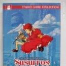 Cine: SUSURROS DEL CORAZÓN. YOSHIFUMI KONDO. STUDIO GHIBLI. ESPAÑA 2009. ANIME.. Lote 168127752