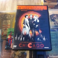 Cine: CHICAGO (DVD) ROB MARSHALL . Lote 168149020