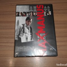 Cine: MAX MANUS DVD NAZIS NUEVA PRECINTADA. Lote 168162008