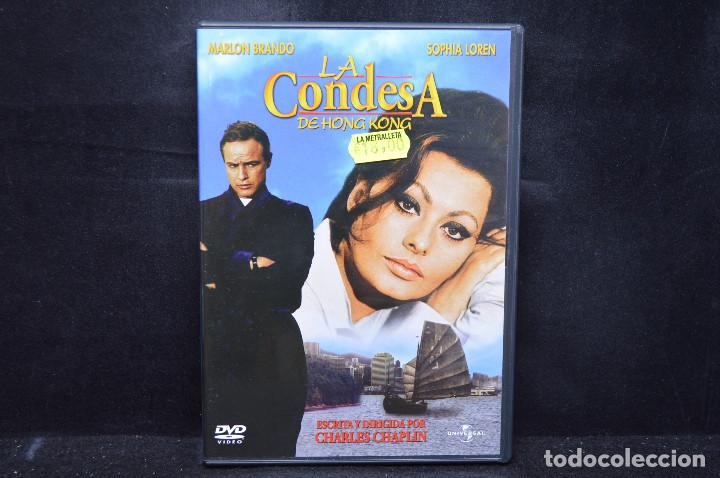 LA CONDESA DE HONG KONG - DVD (Cine - Películas - DVD)