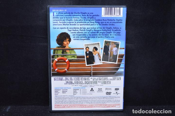 Cine: LA CONDESA DE HONG KONG - DVD - Foto 2 - 168164804