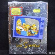Cine: LOS SIMPSON - PRIMERA TEMPORADA - DVD. Lote 168166284