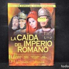 Cine: LA CAIDA DEL IMPERIO ROMANO - DVD. Lote 168168424