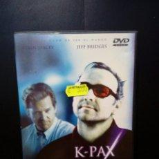 Cine: K-PAX DVD. Lote 168169125