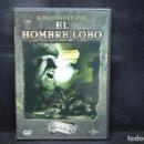 Cine: EL HOMBRE LOBO - DVD. Lote 168196156