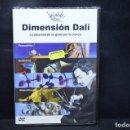 Cine: DIMENSION DALI - DVD. Lote 168196424