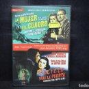 Cine: LA MUJER DEL CUADRO - SECRETO TRAS LA PUERTA - DVD. Lote 168197256
