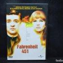 Cine: FAHRENHEIT 451 - DVD. Lote 168197912