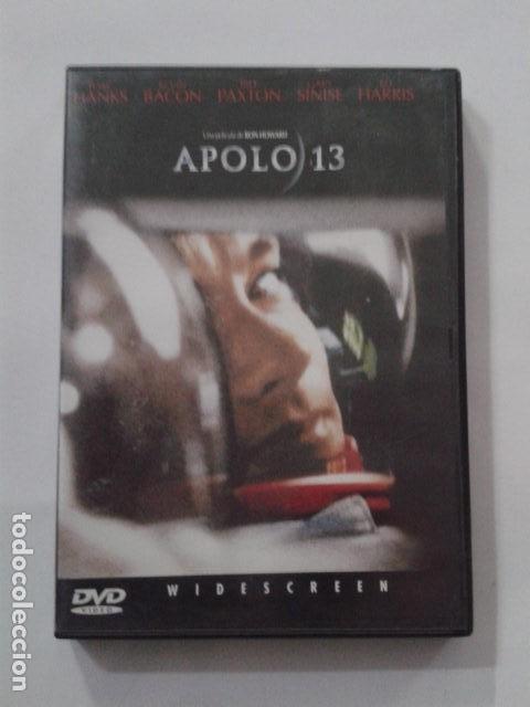 APOLO 13 DVD WIDESCREEN (Cine - Películas - DVD)