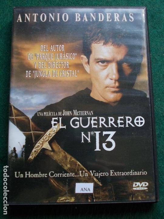 Cine Dvd El Guerrero Numero 13 Comprar Películas En Dvd En Todocoleccion 168260624