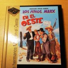 Cine: LOS HERMANOS MARX EN EL OESTE (DVD). Lote 168283244