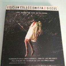Cine: PELICULA DVD APARECIDOS EDICIÓN COLECCIONISTA 2 DISCOS. Lote 168316192