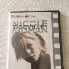 Cinéma: DVD DOGVILLE LARS VON TRIER NICOLE KIDMAN LAUREN BACALL JAMES CAAN BEN GAZZARA PATRICIA CLARKSON. Lote 168413732