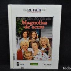Cine: MAGNOLIAS DE ACERO - DVD. Lote 168472536