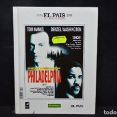 Cine: PHILADELPHIA - DVD. Lote 168475412