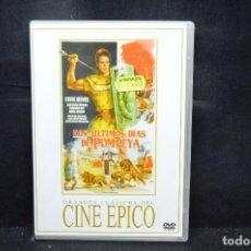 Cine: LOS ULTIMOS DIAS DE POMPEYA - DVD. Lote 168482736