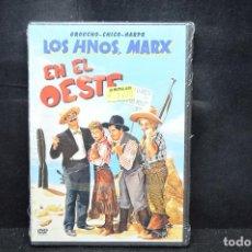 Cine: LOS HERMANOS MARX EN EL OESTE - DVD. Lote 168485412