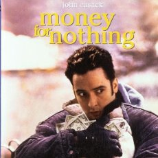 Cine: MONEY FOR NOTHING JOHN CUSACK . Lote 168501820