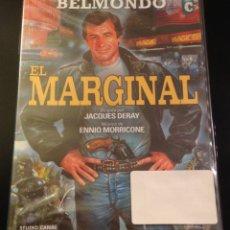 Cine: EL MARGINAL - JEAN PAUL BELMONDO- DVD PRECINTADO NUEVO-. Lote 168527461