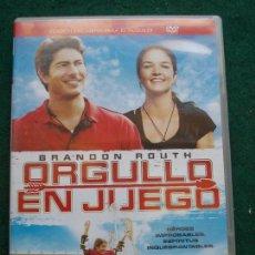 Cine: CINE DVD ORGULLO EN JUEGO. Lote 168546692