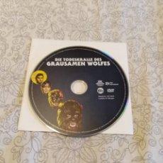 Cine: EL RETORNO DE WALPURGIS PAUL NASCHY DVD ALEMÁN REMASTERIZADO 16/9 CON CASTELLANO. Lote 168577618