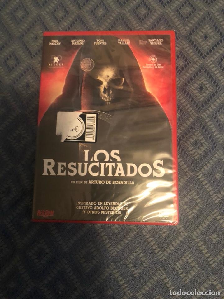 LOS RESUCITADOS DE PAUL NASCHY DVD PRECINTADO (Cine - Películas - DVD)
