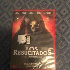 Cine: LOS RESUCITADOS DE PAUL NASCHY DVD PRECINTADO. Lote 168617300