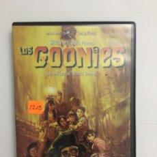 Cine: LOS GOONIES DVD PRECINTADO. Lote 168627041