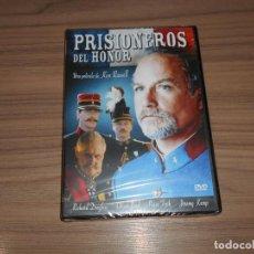 Cine: PRISIONEROS DEL HONOR DVD DE KEN RUSSELL NUEVA PRECINTADA. Lote 232416767