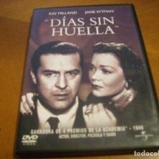 Cine: DIAS SI HUELLA / UN CLASICO OBRA MAESTRA DVD. Lote 168701112