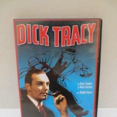 Cine: DVD DICK TRACY - 15 CAPITULOS DE LA SERIES TV. Lote 168713644