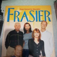 Cine: FRASIER,THE COMPLETE EIGHT SEASON. Lote 168760589