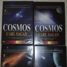 Cine: COLECCIÓN COMPLETA COSMOS 13 DVD DE CARL SAGAN. Lote 168810268