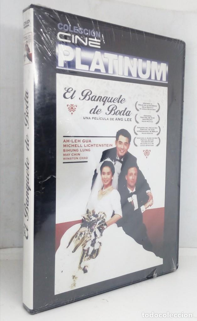 EL BANQUETE DE BODA *** PELICULA AÑO 1993 COLOR *** PRECINTADA (Cine - Películas - DVD)
