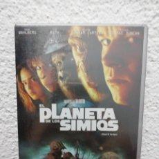 Cine: EL PLANETA DE LOS SIMIOS. Lote 168898292