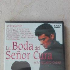 Cine: LA BODA DEL SEÑOR CURA VIZCAINO CASAS DVD PRECINTADO VER MÁS A LA VENTA . Lote 168915468