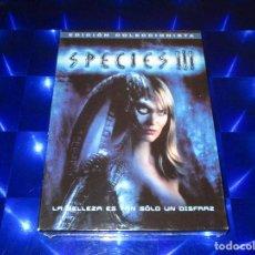 Cine: SPECIES III - DVD - 2883909 Z4 - MGM - PRECINTADA - EDICION COLECCIONISTA. Lote 168960168