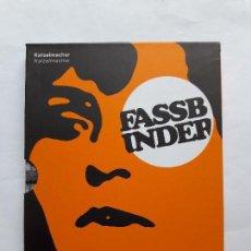 Cine: KATZELMACHER (FASSBINDER) (DVD) ,RAINER WERNER FASSBINDER. Lote 168977180