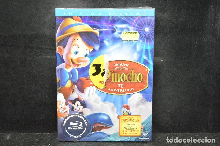 PINOCHO - DVD (Cine - Películas - DVD)
