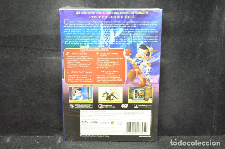 Cine: PINOCHO - DVD - Foto 2 - 169013856