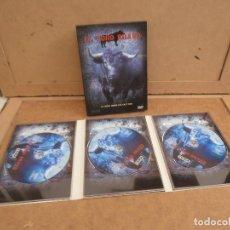 Cine: EL TORO BRAVO -- SERIE COMPLETA EN 3 DVD'S. Lote 169026888