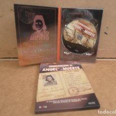 Cine: DVD - SOBREVIVIENDO AL ANGEL DE LA MUERTE -- 2 GUERRA MUNDIAL. Lote 169027436