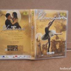 Cine: DVD BLANCANIEVES -- BALLET - TAMARA ROJO. Lote 169027752