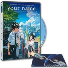 Cine: YOUR NAME DVD. Lote 169111380