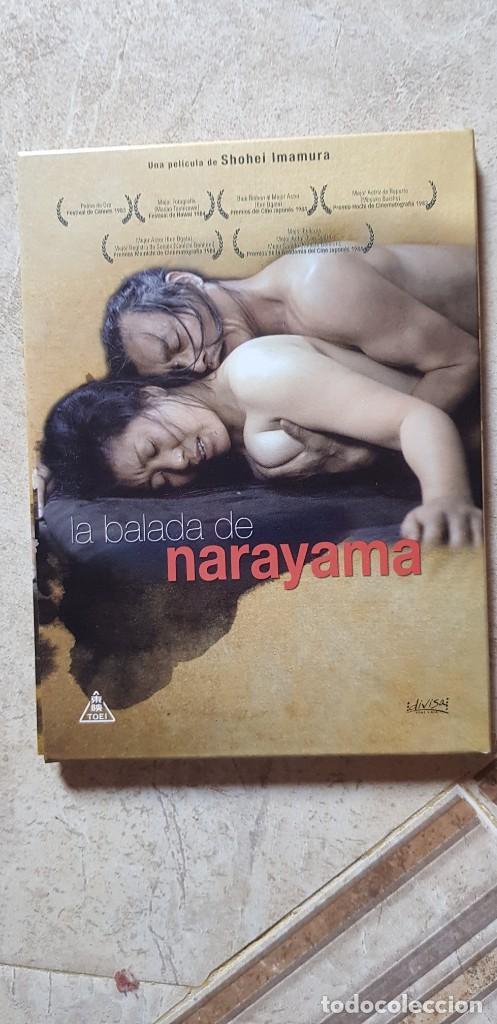 LA BALADA DE NARAYAMA DVD EDICION ESPECIAL FORMATO DIGIPACK SHOHEI IMAMURA (Cine - Películas - DVD)