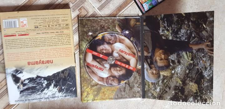 Cine: LA BALADA DE NARAYAMA DVD EDICION ESPECIAL FORMATO DIGIPACK SHOHEI IMAMURA - Foto 2 - 169121452